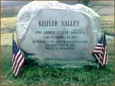 Kistler Valley - Lynn Township History
