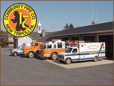Community Fire Company of New Tripoli